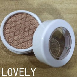 Wholesale Natural Shocks - 20Color colourpop Eyeshadow Palette color PopBlush Single Colorpop Shock Cheek Highlighters Eyeshadow Powder with Free Ship + Free Gift