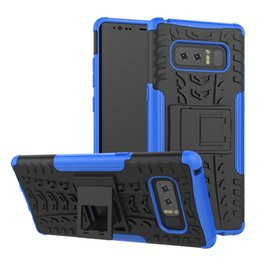 Wholesale Fine Mobile - For Galaxy J120 J7 prime S8 Plus Note8 Case Shockproof protection armor Case Classic Advanced Fashion Fine Mobile Phone Coque Retail package