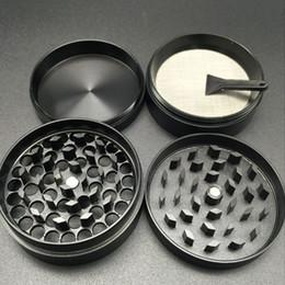 Herb Grinder 55mm 4 couches herbe broyeur métal Zicn alliage pour cnc dents filtre net sec herbe vaporisateur stylo vaporisateur de vapeur ? partir de fabricateur