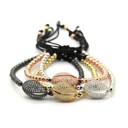 Wholesale venus gifts - Wholesale 10pcs lot Venus Flytrap Connector, Clear CZ Micro Pave Piranha Bead, Cubic Zirconia Pave on Copper Beads Bracelets