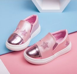 Wholesale Music Pedals - Girls shoes spring and autumn 2017 new baby shoes Korean version of the wave of princess children pedal pedal music shoes