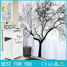 Discount Tree Shower Curtain Fabric