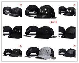 Wholesale Tha Alumni Men - Wholesale AX hats Brand Hundreds Tha Alumni Strap Back Cap men women bone snapback Adjustable panel Casquette golf sport baseball Cap