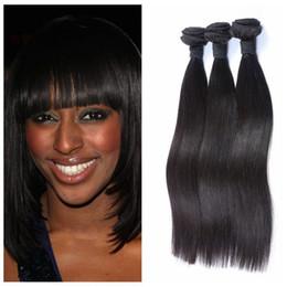 Бразильское очищение волос онлайн-Распродажа!!!Лучшее качество необработанные малайзийский Индийский бразильский перуанский волосы прямые волосы ткать волосы Dyeable г-легко