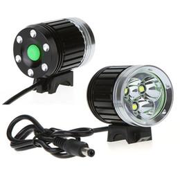 Chargeur de batterie extérieur en Ligne-4000 Lumen 3 x CREE XM-L T6 LED Vélo Lumière Phare Phare pour Vélo, Outdoor + 6400mAh Batterie + Chargeur