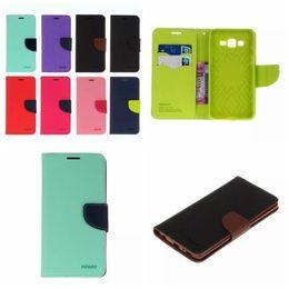 Wholesale Korea Flip Cases - Case Wallet Leather Korea Hybrid Vertical Flip Soft TPU Cover Money Pocket Card Stand Holder For LG V20 LS775 V10 K8 K10 K7 G5 G4