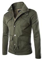 Wholesale Roupas Baseball - 2015 brand men military jacket,mens jackets and coats jaqueta,army roupas masculinas and baseball clothes outdoors coat