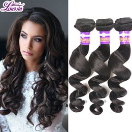 Where to buy great lengths hair extensions wholesale online buy peruvian loose wave hair weave softest and smoothest 7a great quality human hair extensions dyeable natural pmusecretfo Images