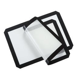 Stuoie in silicone resistenti al calore FDA Torte in pasta sfoglia per pasticceria Tovaglietta per fodera in silicone da