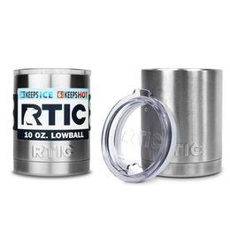 Wholesale Steel Camp Mug - 10oz RTIC Stainless Steel Cap Mugs Coffe Tea Cups ECO Friendly Material Mugs with Lid Camping RTIC Stainless Caps 013