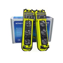 Wholesale Wireless Outdoor Infrared Detector - Wireless Outdoor Solar power PIR Waterproof Infrared Alarm Detector IR Intruder Motion Detection Home Burglar Alarm