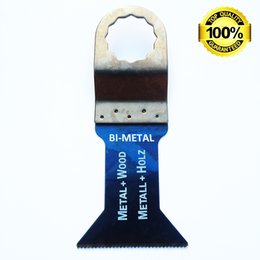 Wholesale Multimaster Blade Saw - fein supercut tool bi-metal saw blade for fein supercut multimaster tools for wood and steel nail cutting at good price and fast delivery
