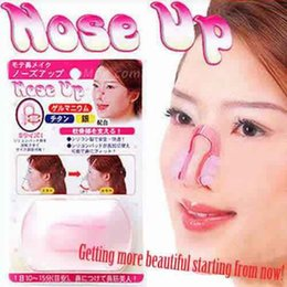 Wholesale Clip Nose - 2017 Hot New High Quality Plastic Magic Nosing Nose Up Clip for Nose Shaping Clip Lifting Clipper   Nose Up Beauty Massage Tools Helper