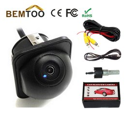 Wholesale Angle Parking - Wholesale-Wholesale170 Wide Angle HD Night Vision Car Rear View Camera Reverse Backup Color parking Camera,Free Shipping