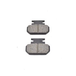 Wholesale Motorcycle Performance - High Performance Motorcycle Brake Disks Pads For Xingfu 50 50cc Brake Spare Parts