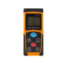 CP-40P Nuevo Medidor de Distancia Láser Digital Máx. 40 m Telémetro Con Función de Pitágoras Altura o Longitud de Medición Remota desde fabricantes
