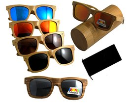 Wholesale Oem Browning - OEM available wooden sunglasses for men classica women sunglasses polarized glasses for women Free shipping star style
