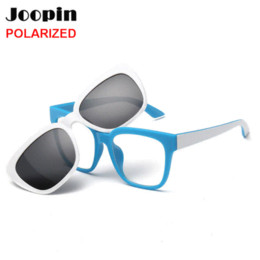 TR90 Gafas de sol polarizadas Flip Up Diseñador de la marca Anteojos  Mujeres Gafas de sol de revestimiento Retro Gafas de Sol UV400 Puntos AL1528 d878e7c167d7