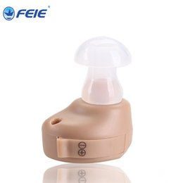 Wholesale Hearing Aid S Cheap - Convenient Cheap Prices Hearing Aids in The Ear Zoom for Sale S-212 New Amplifier