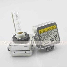 Wholesale Replacement Auto Lamps - 2x D1C D1S xenon hid bulb Replacement 35W 12V HID XENON lamp bulb 3000K 6000K 8000K 4300K 5000K HID auto bulb