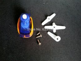 Wholesale Esky Helicopter Parts - 20PCS LOT micro servo for airplane aeroplane 6CH rc helcopter kds esky align helicopter sg90 Parts & Accessories