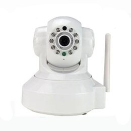 Wholesale Internet Wifi Wireless Ip Camera - CCTV IP Camera Wireless IP Cam Internet Access P2P PNP WiFi Hot Point Function IP PTZ Cam