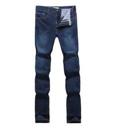 Wholesale Chinese Fashion Jeans - 2016 Summer Fashion Brand jeans men straight jeans mens Casual denim pants jean slim fit men jeans pantalones vaqueros