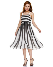 Wholesale Boob Tube Summer Dresses - 2016 new fashion sleeveless straps women's summer dress boob tube top debutante elegant dress on sale hot free shipping over size shoppe