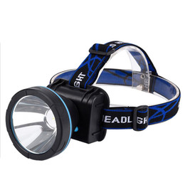 Wholesale Cycle Headlamp - New 30 W LED Headlamp Head Lamp Waterproof Rechargeable Cycling Fishing Headlight+ Batteries + Charger 1 Set