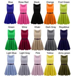 Wholesale Cheap White Dress Xxl - brand 2016 new womens Sleeveless maxi dresses' casual summer dresses for women sexy white black bohemian dresses cheap dresses wholesale XXL