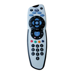 Wholesale Retail Marketing - High quality Sky Plus Remote Control V8 universal Remote Controlers suitable for uk market OM-F7 with retail package