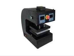 Machine à presser à colophane de type plus récent à colophane Machine à presser à chaud à colophane avec panneau LCD, sans compresseur d'air ? partir de fabricateur