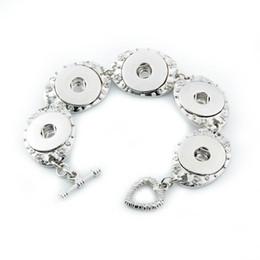 Wholesale European Bracelet Box - noosa snap bracelet copper button noosa chunks for noosa bracelet