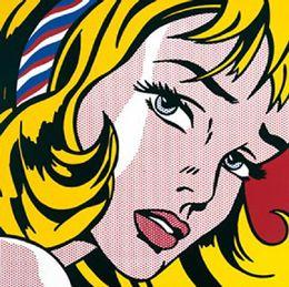 Livraison gratuite !! 100% peint à la main abstraite personnes peintures à l'huile sur toile pour Home Decor moderne Pop Art fille en couleur jaune ? partir de fabricateur