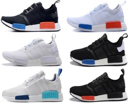 Wholesale Cheap Sport Fashion - 2016 PK NMD Men's & Women's Shoes NEW Cheap Fashion Sport Shoes running shoes without the boxes