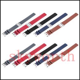 Conectores de pulseira de couro on-line-Para fitbit pulseira pulseira pulseira pulseira de couro pulseira de Design com pulseira de aço inoxidável com adaptador de fivela de aço inoxidável substituir pulseira banda