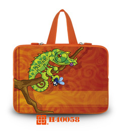 """Wholesale Netbook Bag Case - Free shipping notebook bag 10"""" laptop sleeve 10"""" netbook covers case for macbook"""