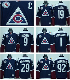 Wholesale Matt Red - 2016 Ice Hockey Jerseys Colorado Avalanche Stadium Series Jersey 92 Gabriel Landeskog 29 Nathan MacKinnon 19 Joe Sakic 9 Matt Duchene