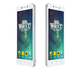 Wholesale Lenovo 8gb Rom Phone - Lenovo A5600 5.5Inch Android5.1 Quad Core 1280*720 Screen 1G RAM 8G ROM 2.0+8.0MP Camera 4G LTE Phones Unlocked