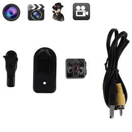 Wholesale Camera Digital Mini Infrared - 5pcs lot HD 1080P 720P Sport Spy Mini Camera SQ8 Mini DV Voice Video Recorder Infrared Night Vision Digital Small Cam Hidden Camcorder