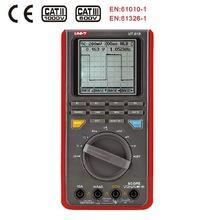 Wholesale Digital Oscilloscope Ut81b - Wholesale-freeshipping DHL UNI-T UT81B Handheld Digital Multimeters Oscilloscope scope 8MHz 40MS s UNI-T UT81