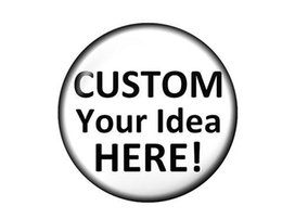 custom flag making Coupons - AD1301000 12 18 20mm custom Snap On Charms for Bracelet Necklace Hot Sale DIY Findings Glass Snap Buttons noosa jewelry making