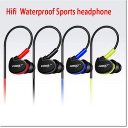 Wholesale Bass Sound Earphones - 2016 new design S500 wire earphone inear hifi headphone Colorful stereo Sport Earbuds Type Headset Heavy Bass Sound Stereo Earphone