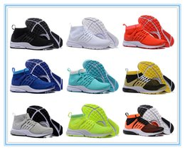 Wholesale Snakers Shoes - 2016 Air Presto Ultra Men and Women Running Shoes Athletic Casual Trainers Sports Shoes Cheap Ultra Boost Snakers High Quality SizeUS 5.5-12