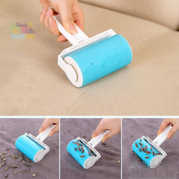 Wholesale Abs Hair - Mini Washable Sticky Hair Sticky Clothes Sticky Buddy For Wool Dust Catcher Carpet Sheets Hair Sucking Sticky Dust Drum Lint Rollers