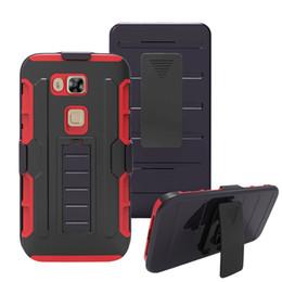 Wholesale M9 Belt - For HTC Desire 626 526 510 One M10 M9 M8 M7 SV Defender Hybrid Combo Holster Case Belt Clip Kickstand Cover Retail Packaging