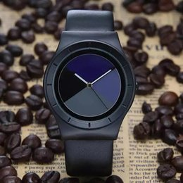 Wholesale Paidu Brand - Wholesale-Paidu Brand Mens Watch Simple Design Casual Role Stainless Black Strap Celeste Mixed colors Women Quartz Watch Relogio Masculino