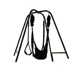 Wholesale Hanging Sex - DHL HOT Fetish Sex Swing Chair Hanging Position Enhancers for Couples Sex Furniture