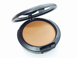 Wholesale New Powder Plus Foundation - 2016 New HOT NEW Makeup Studio Fix Face Powder Plus Foundation 15g Volume High Quality free DHL