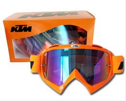 Wholesale Downhill Glass - KTM Motorcycle Goggle Dirt Bike Downhill Glasses Motocross Off-Road Eyewear ATV Gafas